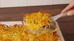 Sheet Pan Hash Browns  - Delish.com