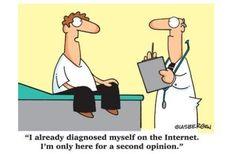 1/3 van de Amerikanen stelt zelf online diagnose
