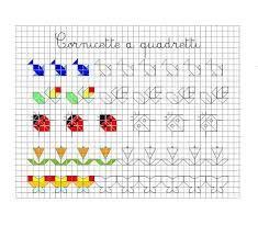 Resultado de imagen para cornicette a quadretti animali