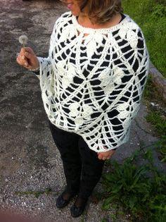 maloca - artesanato: Poncho