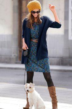 Buy Urban Printed Dress online | Shop EziBuy