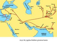 Fetihler ve İslam Coğrafyasının Genişlemesi - Tarih Bilimi