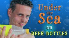 Under the Sea on Beer Bottles - by Bottle Boys