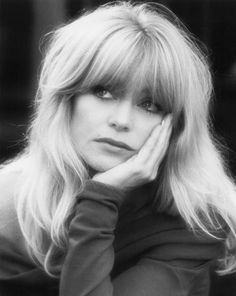 Goldie Hawn  (b. 1945) Smart, ditsy, strong, silly, American actress, dancer, comedienne, producer & film director.  This picture was taken in the 1970s.