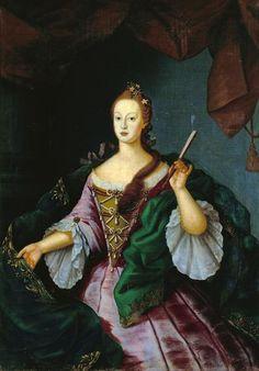 Infanta Maria Francisca Doroteia de Bragança (1739-1771) - Queluz National Palace