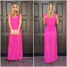 Nwt Maxi Dress From Dainty Hooligan Boutique