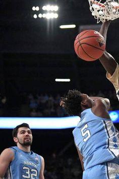 Jackets Fall to No. 9 UNC – Men s Basketball — Georgia Tech Yellow Jackets   1b966c3cd
