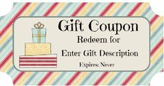 coupon maker template free