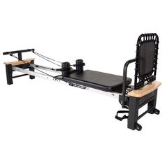 Stamina AeroPilates Pro XP 556 Home Pilates Reformer with Free-Form Cardio Rebounder - - Get the sleek, flexible body that only Pilates can achieve! The Stamina AeroPilates Pro provides e Workout Dvds, Pilates Workout, Rebounder Workout, Fitness Pilates, Pilates Equipment, No Equipment Workout, Fitness Equipment, Fitness Gear, Fitness Models