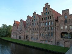 Lübeck, Germany, Duitsland, Hanzestad
