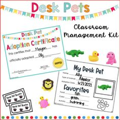 Elementary Classroom Themes, Classroom Desk, Classroom Organisation, Classroom Management, Class Management, Future Classroom, Kindergarten Behavior, Student Behavior, Classroom Behavior