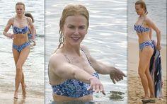 Nicole Kidman Bares Her Bikini Body ~ Ardan News