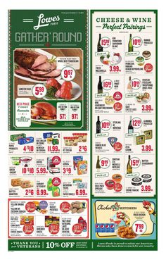 Lowes Weekly Ad November 9 - 15, 2016 - http://www.olcatalog.com/grocery/lowes-weekly-ad-circular.html