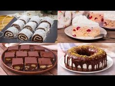 Chocolate cake with 2 ingredients: the recipe for a quick and delicious dessert Lemon Desserts, Sweets Recipes, No Bake Desserts, Baking Recipes, Chocolate Hazelnut, Melting Chocolate, Chocolate Cake, Tray Bakes, Yummy Cakes