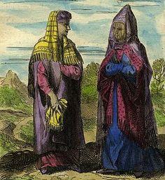 Syrian women, 1683