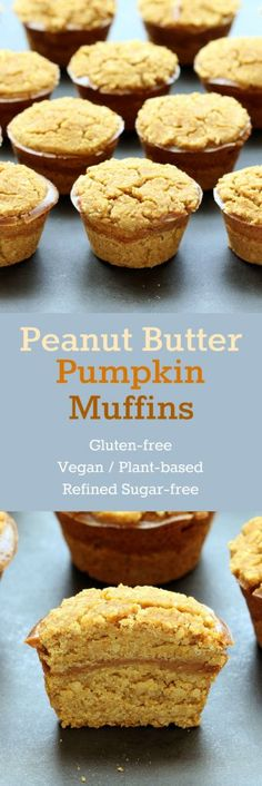 A combination of two bold flavors into one harmonious mellow taste with a moist and fluffy texture. #plantbasedmuffins #veganmuffins #glutenfreemuffins #vegan #plantbased #glutenfree