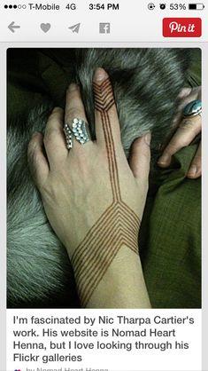 hand hennas
