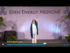 Donna Eden - rutina pentru energizarea zilnica / Donna Eden's daily energy routine