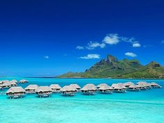 Over the Water Bungalow in Bora Bora. You won't want to leave your room! Four Seasons Resort Bora Bora : Hotels and Resorts : Condé Nast Traveler