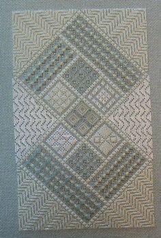 Designer: Loretta Spears Type of needlework: Needlepoint