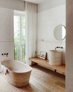 Green and White Bathroom Ideas . Green and White Bathroom Ideas . Coastal Bathrooms, Bathroom Spa, Wood Bathroom, Bathroom Layout, Bathroom Flooring, Bathroom Furniture, Bathroom Interior, Modern Bathroom, Small Bathroom