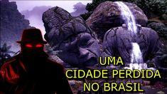 Manuscrito 512 revela uma cidade perdida no Brasil