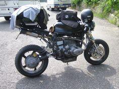 BMW, Street Fighter, Cafe Racer, Cafe Fighter,