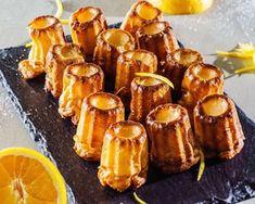 Cannelés au citron au thermomix. Découvrez la recette Cannelés au citron bien craquant à l'extérieur, le coeur moelleux a un doux goût de citron. Une recette simple à réaliser au thermomix.