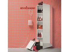 Wall mounted shoe cabinet WELCOME Welcome Collection by Birex