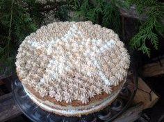 Kaffee- Amaretto- Torte