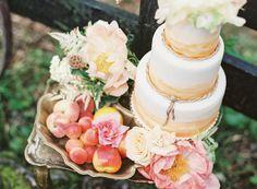 Style Shooting Hochzeit mit Pfirsichfarben | Friedatheres