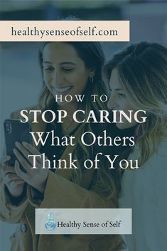 "How to Stop Caring What Others Think of You; Are You Ready to Release Your Addiction to Approval? If you feel stuck in your personal and/or professional life, it may partially be due to approval-seeking behavior or an ""addiction to approval. Feeling Stuck, How Are You Feeling, Stop Caring, Authentic Self, Mindfulness Meditation, Wellness Tips, Relationship Tips, Self Improvement, Personal Development"