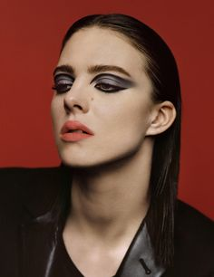 make-up artist lucia pica defines beauty as style and character | read | i-D
