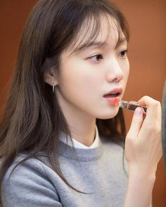 "Sandy on Twitter: ""#LeeSungKyung… "" Lee Sung Kyung, Weightlifting Fairy Kim Bok Joo, Kdrama, Shit Happens, Twitter, Amazing, Instagram, Korean Dramas"