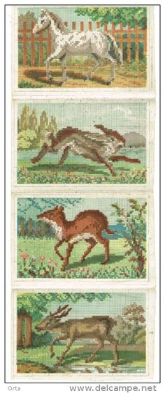 Rouyer, animals of field and farm