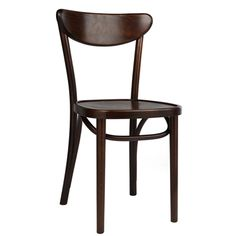 Petite Bentwood Oval Side Chair