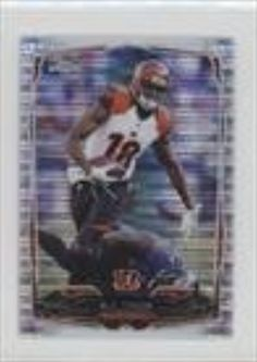 A.J. Green #71/102 (Football Card) 2014 Topps Chrome Mini Pulsar Refractor #45 -- Awesome products selected by Anna Churchill