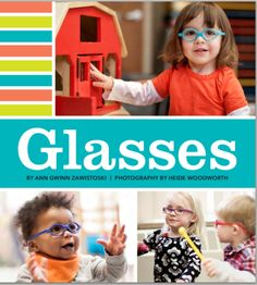 What do you do when you've just found out your young child needs glasses?   Little four eyes, we love you. http://www.drrosenak.com/.