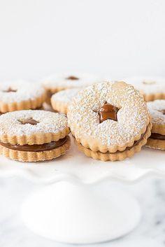 Peruvian Alfajores Recipe - Dulce de Leche Sandwich Cookies