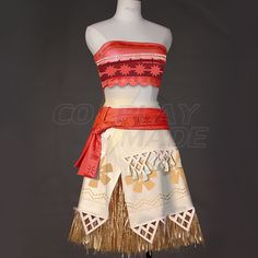 2017 Hot Sale Disney Movie Moana Cosplay Costumes, The Best Anime AND Moive AND Game Cosplay Costume Online Shop, High Quality Cosplay Costumes From CosplayMade Shop.