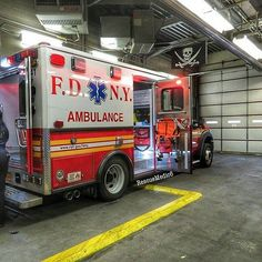FEATURED POST @rescuemedic6 - FDNY EMS Station 57! ___Want to be featured?… Firefighter Paramedic, Volunteer Firefighter, Fire Dept, Fire Department, Ems Ambulance, Lego Fire, Emergency Equipment, Fire Equipment, Rescue Vehicles