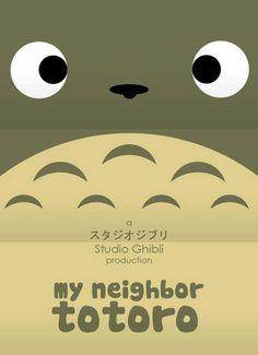 海外アーティストが手がけたジブリ映画のミニマルなポスター | BUZZAP!(バザップ!)