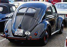Volkswagen Kever - 1951 standard