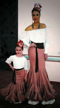 Flamenca como mamà