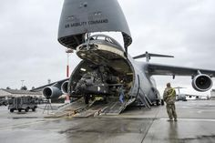 Andrew V. Pestano Feb. 23 (UPI) -- The U.S. Air Force announced that four U.S. Army Apache helicopters have arrived at Ramstein Air Base in…