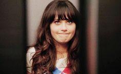 Zooey deschannel she soo cute :D