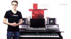 MIDI Masterkeyboard: Homestudio einrichten – Folge 2 - http://www.delamar.de/homestudio-einrichten/master-keyboard/?utm_source=Pinterest&utm_medium=MIDI+Masterkeyboard%3A+Homestudio+einrichten+%E2%80%93+Folge+2&utm_campaign=autopost
