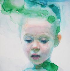 absolve 8 x8 Watercolorist Ali Cavanaugh