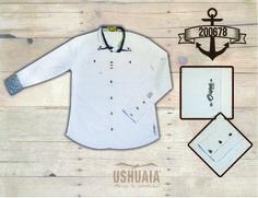 camisa manga larga parahombre/shirt-for men long