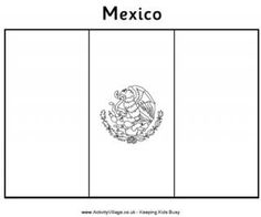 Printable mexico flag coloring pages for kids cra mexico ideas New Mexico Symbols Coloring Pages Christmas in Mexico Coloring Pages Coloring Pages About Switzerland